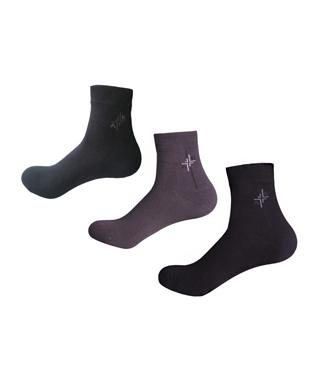 G1018提花休闲男袜