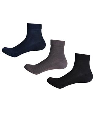 G1011条纹绅士男袜